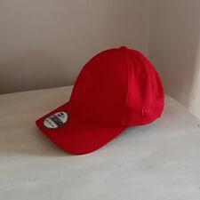Boston Red Sox 39THIRTY Red New Era MLB Baseball Cap - Size Small/Medium