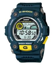Casio G-Shock Digital Mens Blue Moon Tide Graph Watch G-7900-2 G-7900-2DR