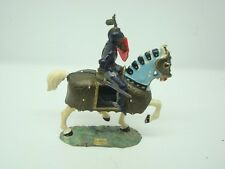 Knight Starlux on Horse Caparaconne - 1/32 - Old