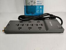 Belkin BE112230-08 12-Outlet Home/Office Surge Protector w/Telephone & Coaxial