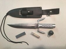 Survivor Knife + Sheath