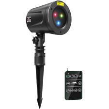 TaoTronics Outdoor Christmas Light Projector Holiday RGB Laser Lights - TT-SL003