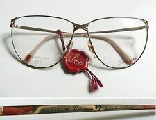 Casanova 24 KT montatura per occhiali vintage frame eyeglasses 1980's