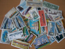 50 DIFFERENT SHIPS/BOATS,THEMATIC STAMPS.