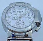 TISSOT T-Race Chronograph White Dial Ladies Watch T0482171701700