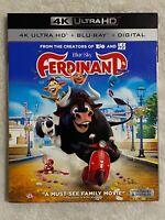 FERDINAND (2017) - 4K Ultra HD UHD disc only (No Blu-ray Digital Copy)