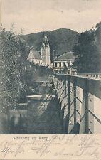 AK aus Schönberg am Kamp, Niederösterreich    (C54)