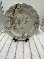 Vintage Booths Chinese Tree Dinner Plate Floral