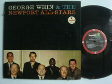 GEORGE WEIN & The NEWPORT ALL-STARS JAZZ LP IMPULSE AS-31 STEREO RVG