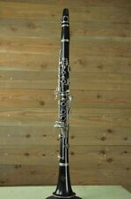 Buffet Crampon E11 Nickel Keys Wood BB Clarinet BC2501N50
