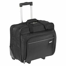 Targus TBR003EU Executive Laptop Roller Bag on Wheels Fits Laptops, 15-16 Inches