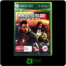 Mass Effect 2 (Xbox 360 & Xbox One playable) VGC - Complete - Fast Free Post