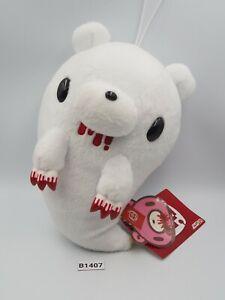"Gloomy Bear White Ghost B1407 Halloween Mori Chack CGP-149 Taito Plush 8"" Toy"