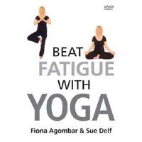 Fiona Agombar - Sue Delf - Picchiare Fatica con Yog Nuovo DVD
