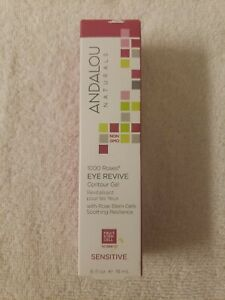 AndaLou Naturals 1000 Roses Eye Revive Contour Gel -  .6 oz.
