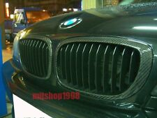 BMW E46 3 Serie 2D Carbon  Front Grilles 98-03  04-05