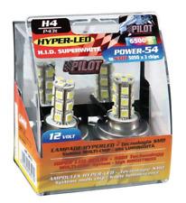 LAMPADA LED H4 HYPER-LED 6500K 360lm P43t 2PZ. PILOT COD. 58513