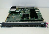 Cisco WS-X6724-SFP 24 Port SFP Gigabit Ethernet Managed Switch Module For 6500