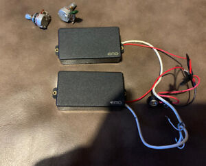 EMG 81 & 85 Pickups with Pots