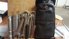 Vintage 1981 OEM Honda cb900f  cb 900 cb 750 cb750 tool kit set with pouch