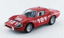 Best Model Bt9522 Abarth OT 1300 N.121 Retired Tour de Corse 1965 Schelesser-b.l