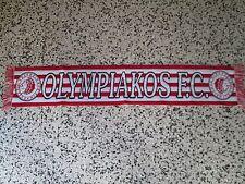 d3 sciarpa OLYMPIAKOS FC football club calcio scarf bufanda schal grecia greece