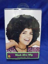 Black Afro Wig by Rubie's NEW!