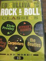 Ed Sullivan's Rock & Roll Volume 3 (DVD)
