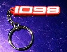 1098 3D Rubber Keyring Key-Chain 1098R 1098S