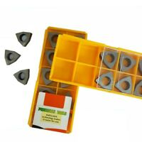 Kit Carbide Inserts Milling Cemented DIY External For MWLNR Seats Shim
