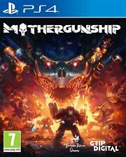 & Mothergunship Sony PlayStation 4 Ps4 Game