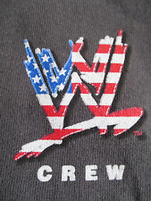 """Rare WWE """"MADE IN THE U.S.A."""" CREW (XL) T-Shirt"""