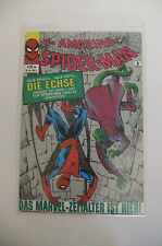9.6 NM+ NEAR MINT AMAZING SPIDER-MAN # 6 EURO VARIANT DITKO RRP 1ST LIZARD