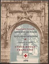 FRANCE CARNET CROIX ROUGE 1970  NEUF xx TTB