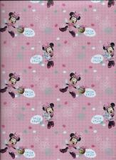 Disney MINNIE MOUSE Easter 12 x 12 Coordinating Scrapbook Paper - 2 Sheets