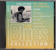 70s R&B / BLUES - JAMES BOOKER - NEW ORLEANS KEYBOARD KING - 14 TRACK CD