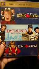 Home Alone 1,2,3 Triple Feature