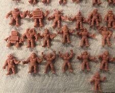 M.U.S.C.L.E. Men 80?s Loose Vintage action Figure Lot He-man Sci-fi Fantasy