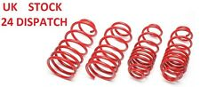 VW GOLF MK 1 type 17 155 Sport Lowering Springs -40mm/-40mm EVOVW014F