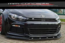 CUP Frontspoiler für VW Scirocco 3 R Typ 13 Bj. 09-14 Spoilerlippe Schwert IN
