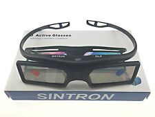 [Sintron] 2X 3D Active Glasses for DLP-Link Optoma 3D Glasses H182X HD141X X402