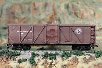 HO Scale Life-Like Cattle Car opening doors Great Northern Railways GN 5718
