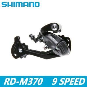 Shimano Bike Part RD-M370 7/8/9speed Rear Derailleur MTB Bicycle Bike Black
