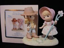 Precious Moments-Howdy Ma'am-Little Bo Peep-Sheriff Woody-Disney's Toy Story