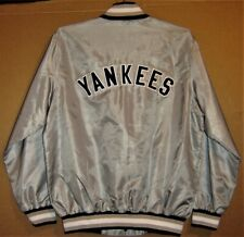 NEW YORK YANKEES - GRAY COOPERSTOWN COLLECTION Size Large JACKET