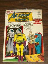 ACTION COMICS #236 VG+ (4.5) DC COMICS SUPERMAN JANUARY 1958
