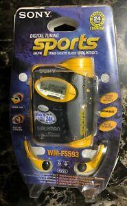 Sony WM-FS593 Sports Walkman