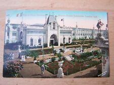 Franco-British Exhibition London 1908