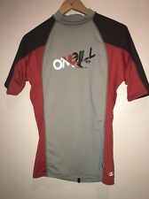 O 'Neill Wetsuit Top Men's Grey Size L < nh1563