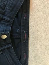 Miss Sixty Black Jeans Low Rise. Very good Condition Size 8. Length 32 inch.
